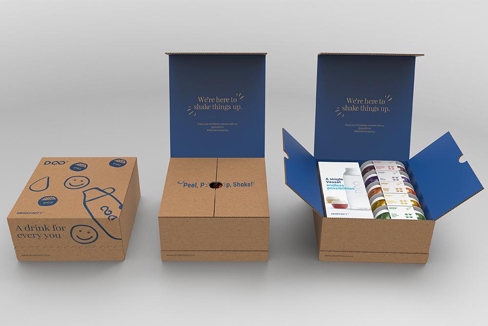 cardboard custom boxes