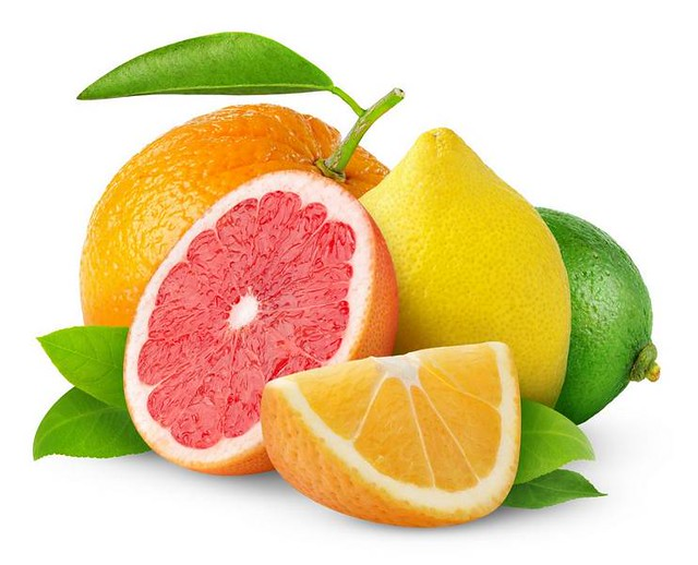 Citrus fruits - vitamin C