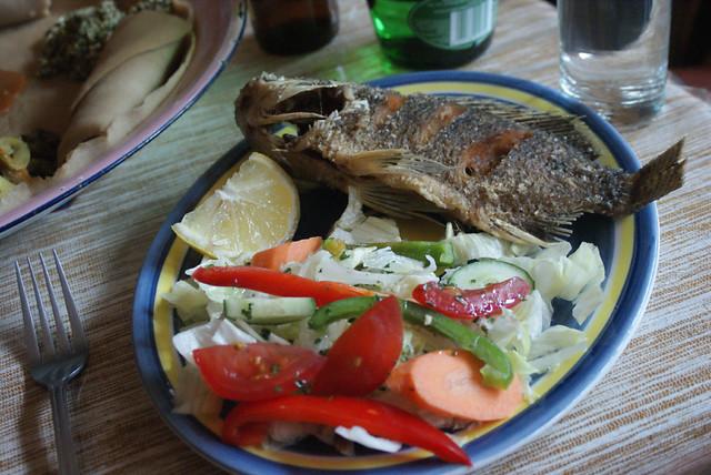 Fish - Omega 6 acid