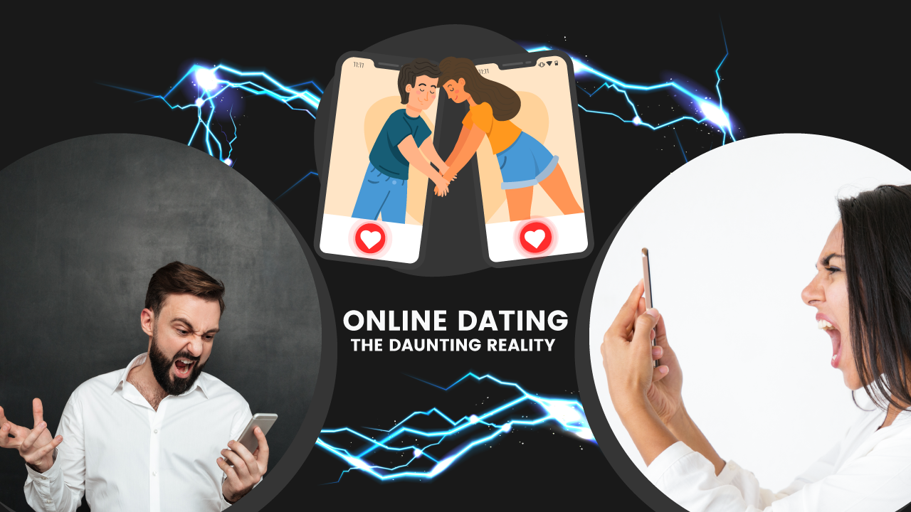 Dating is daunting