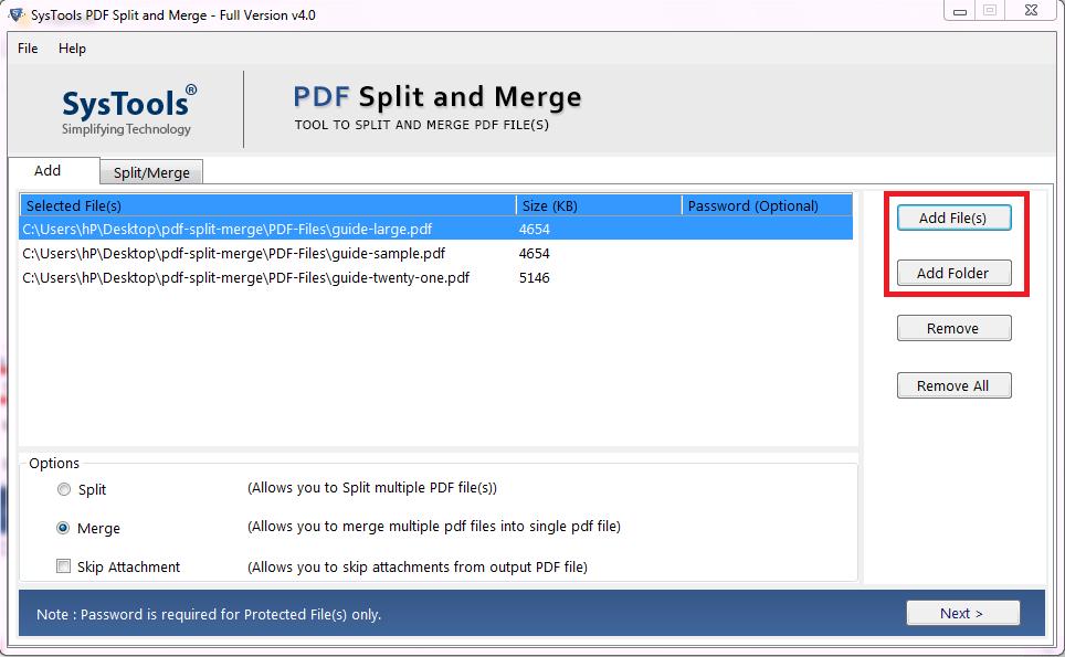 Combine PDF files without Acrobat