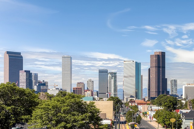 Denver, Colorado is home to commercial real estate trends.