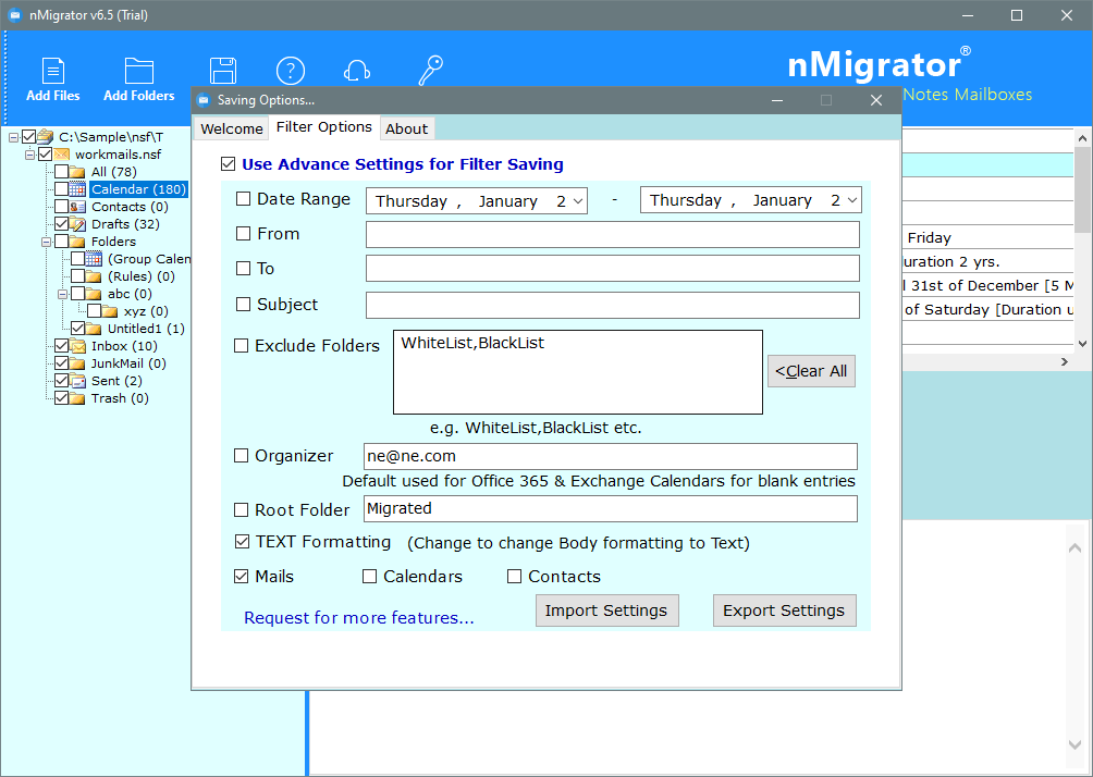 migrate lotus domino to office 365